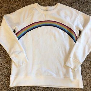 Old Navy Rainbow Sweatshirt